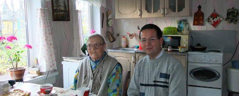 Фольклорные традиции вишерских коми