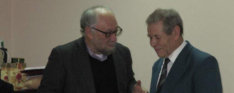 А.Д.Напалков: «31 год в Институте языка, литературы и истории − лучшие годы моей жизни»