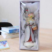 Ученые Коми запускают серию эксклюзивных кукол в коми национальных костюмах (ИА «Комиинформ»)