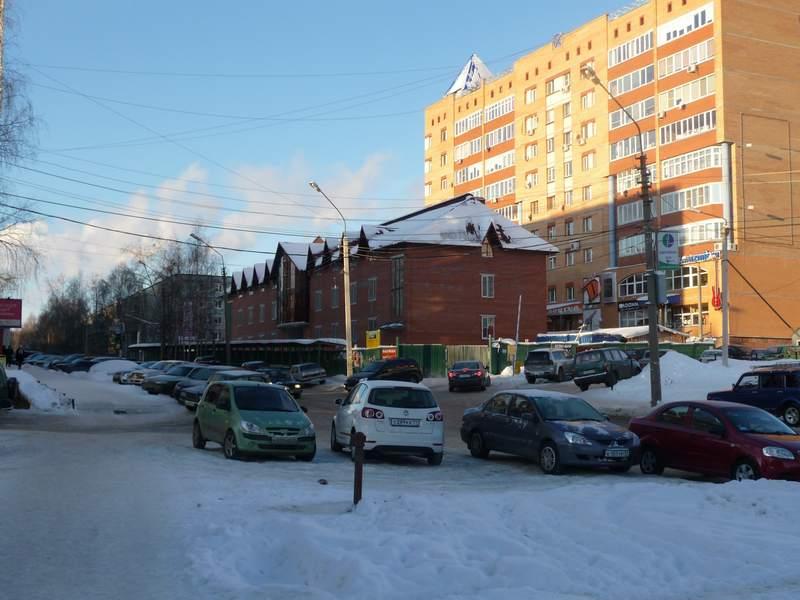 Новый дом Кр.партизан 64 и КМаркса 191