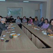 Творческая встреча с поэтом Алёной Ельцовой