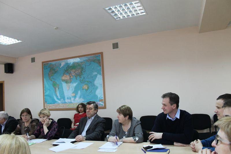 Обсужден новый проект Устава ФИЦ «Коми научный центр»