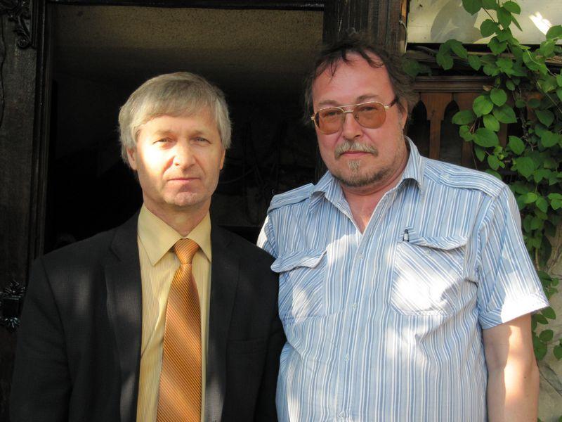 В.Гилаш и И.Жеребцов