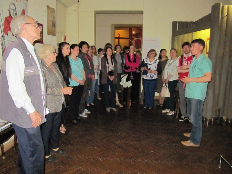 Ученые ИЯЛИ принимают активное участие в мероприятиях Национального музея Республики Коми