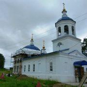 Храм в Шошке обрел новые иконы (Республика)