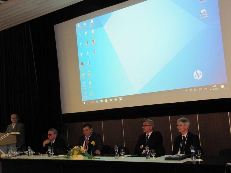 Научные мероприятия в Словакии