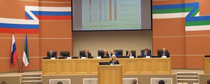 «Европейская зона российской Арктики: сценарии развития»