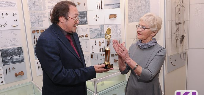 Выдающийся коми ученый-археолог Элеонора Савельева отметила 80-летний юбилей