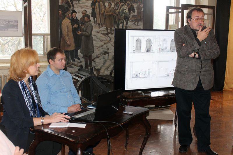 Национальный музей РК представил дизайн-проект отдела истории
