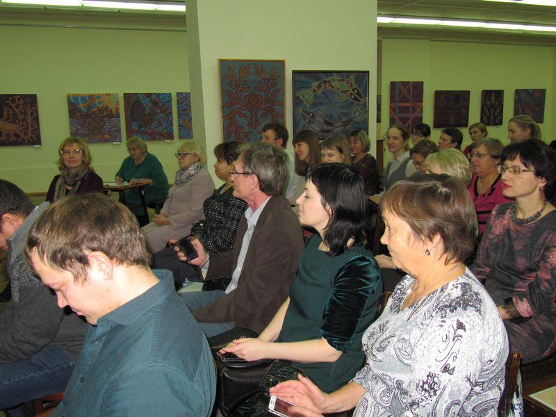Расширенное заседание Ученого совета Национального музея РК