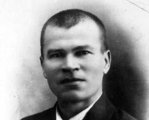 Подготовка к 130-летию Виктора Савина