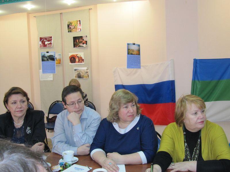 Представители ИЯЛИ встретились с доверенным лицом кандидата в президенты РФ
