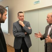 В Сыктывкаре обсудили научное наследие Питирима Сорокина (Республика)