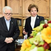 Парламентарии поздравили с юбилеем Михаила Рощевского (БНКоми)