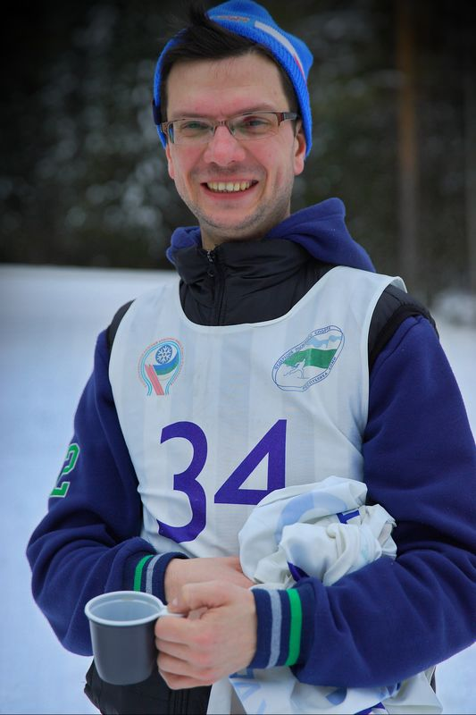 Лыжная Академиада 2018