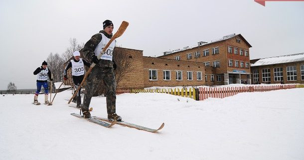 Этнограф Олег Уляшев рассказал о коми «родословной» лыж (БНКоми)