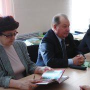 Леонид Вокуев принял участие в расширенном заседании Ученого совета института языка, литературы и истории Коми научного центра (Государственный Совет РК)