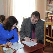 Подписано Соглашение о сотрудничестве ИЯЛИ и Дома дружбы народов РК