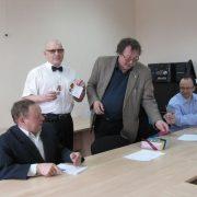 Состоялось заседание конкурсной комиссии на замещение вакантных должностей научных работников ИЯЛИ