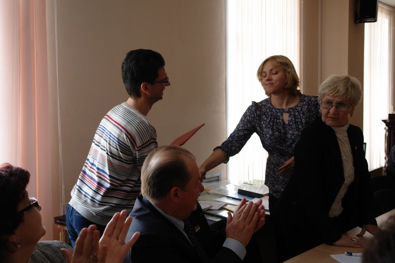 Расширенное заседание Ученого совета ИЯЛИ