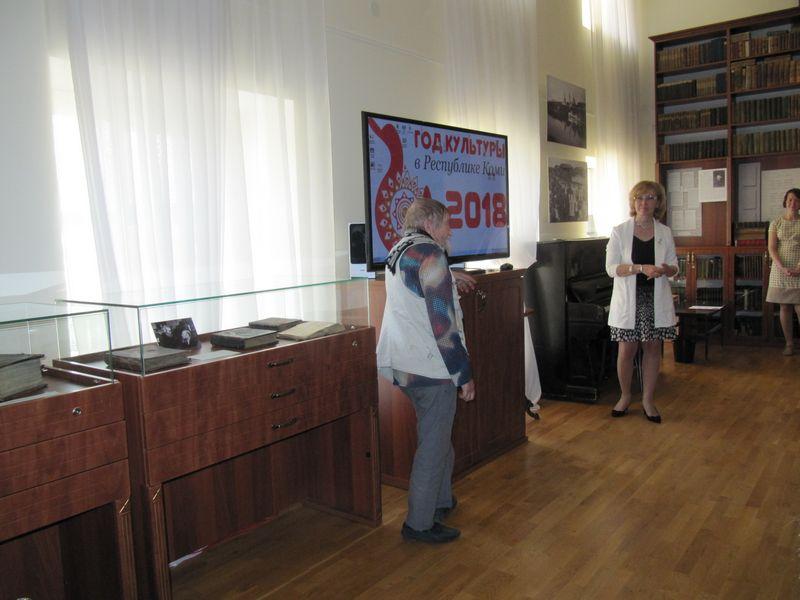 Ученые ИЯЛИ поздравили  сотрудников Национального музея РК с Международным днем музеев