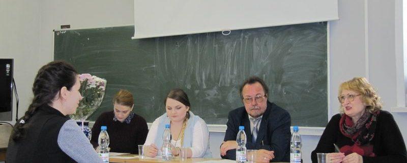Ученые ИЯЛИ высоко оценили подготовку выпускников СГУ