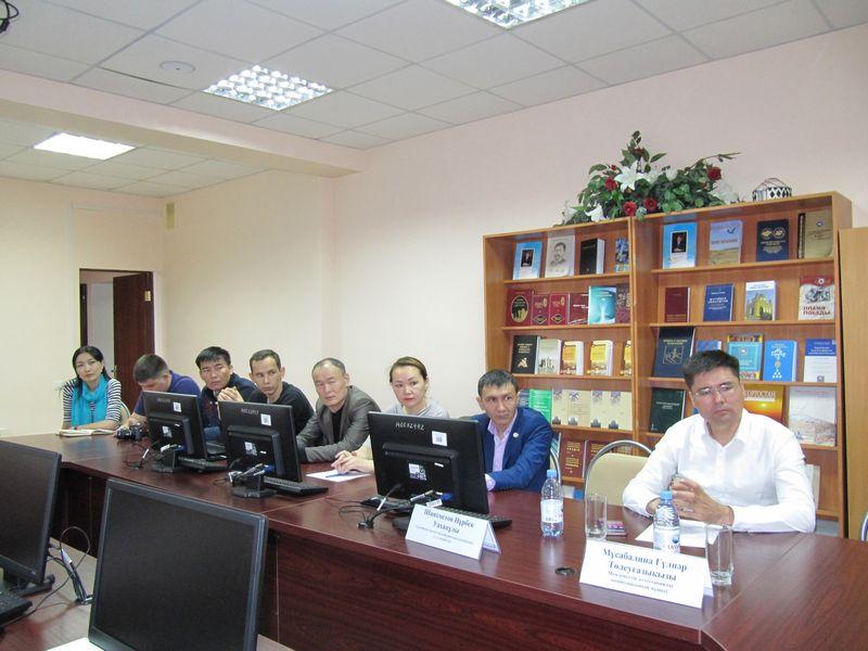 Сотрудничество ученых Республики Казахстан и Республики Коми расширяется