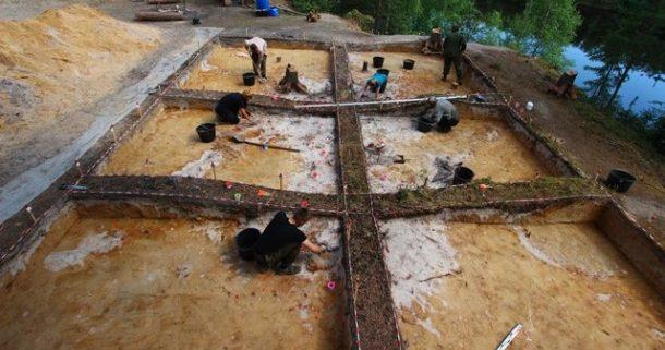 Археологи обнаружили древнюю мастерскую в Коми (БНКоми)