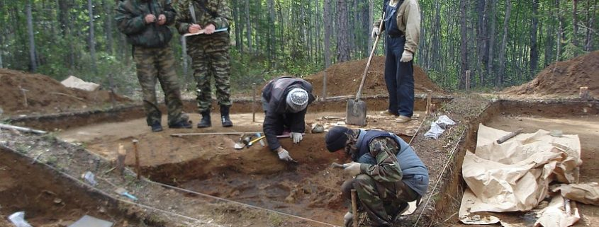 В Коми археологи обнаружили древнюю мастерскую времен бронзового века (Комсомольская правда Сыктывкар)