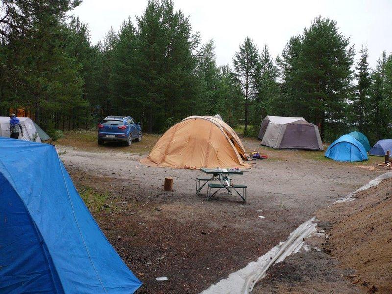 Лагерь (экспедиция)