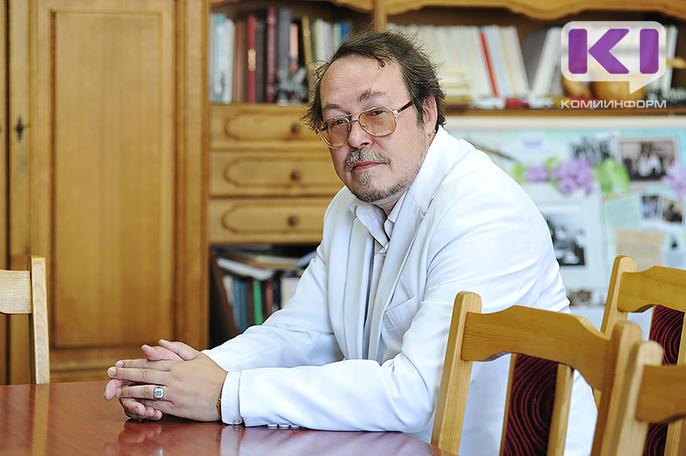 Председателем Президиума Коми научного центра избран Игорь Жеребцов (Комиинформ)