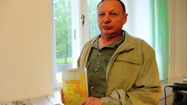 Евгений Цыпанов: «В наших родственных языках около двухсот корней общего происхождения»