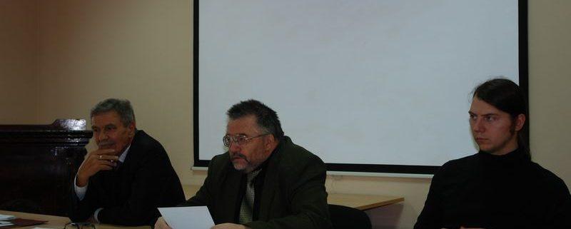 В ИЯЛИ состоялся симпозиум «Исторические аспекты освоения европейского северо-востока (исследования, источники, историография)»