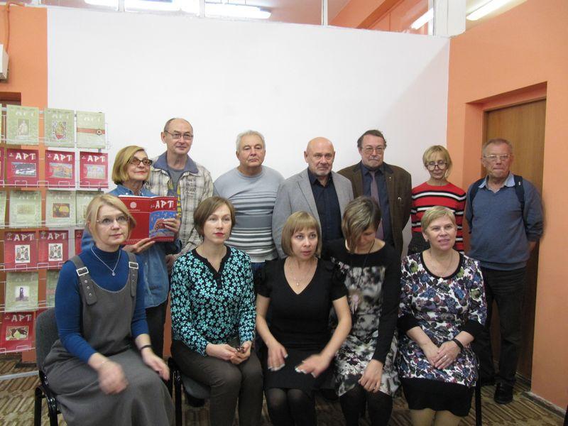 Состоялась презентация журнала «Арт», посвященного городу Сыктывкару