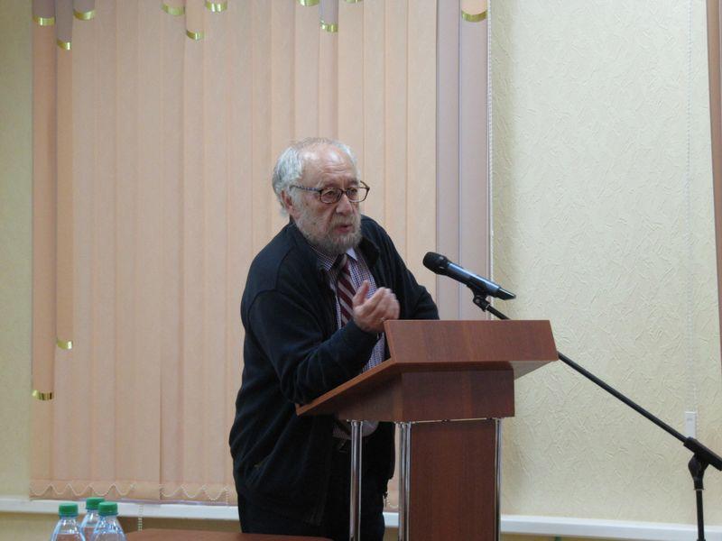 Первое заседание Объединенного ученого совета Коми научного центра УрО РАН