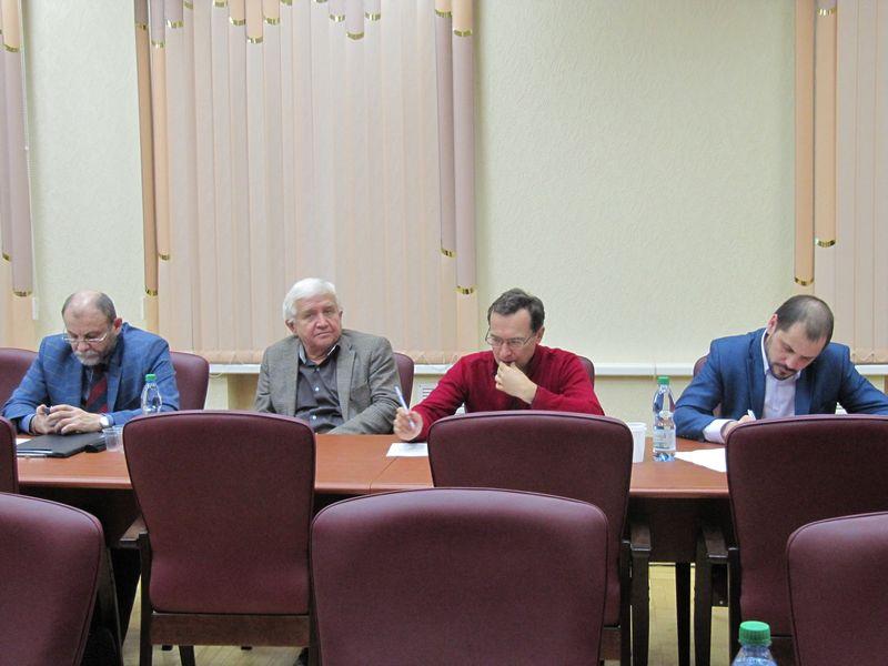 Расширенное заседание Президиума Федерального исследовательского центра
