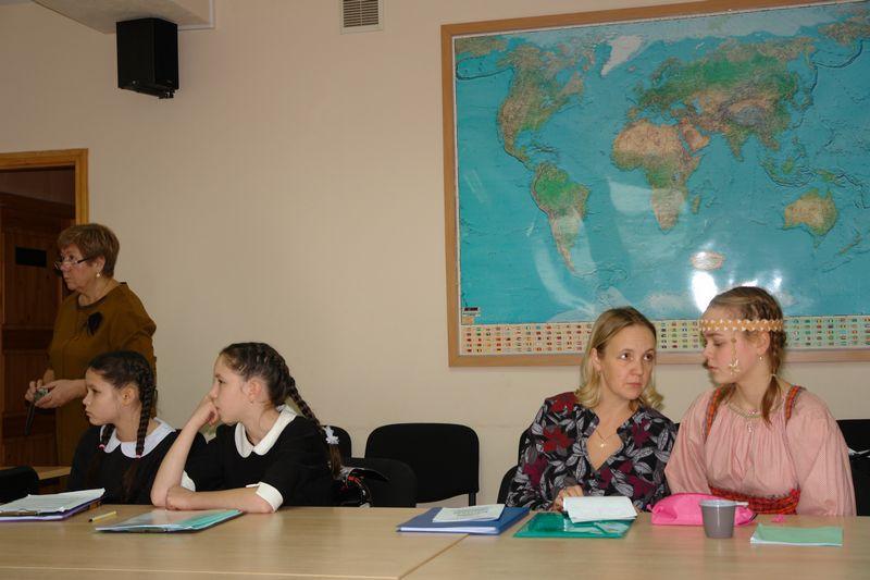 В Сыктывкаре состоялась республиканская олимпиада по школьному краеведению