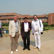 Сотрудничество ученых ИЯЛИ и Республики Индия расширяется