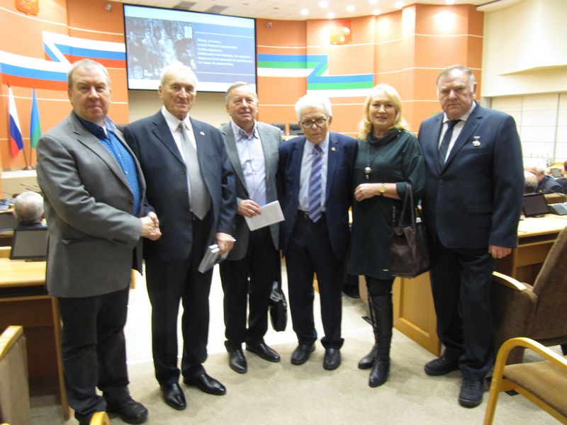 В Сыктывкаре состоялась научно-практическая конференция «Ю.А. Спиридонов и его время»