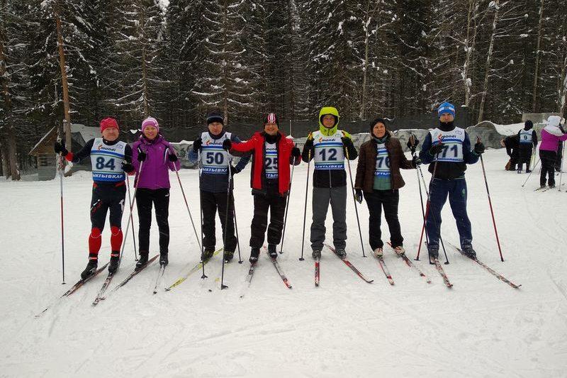 Академическая лыжня – 2019