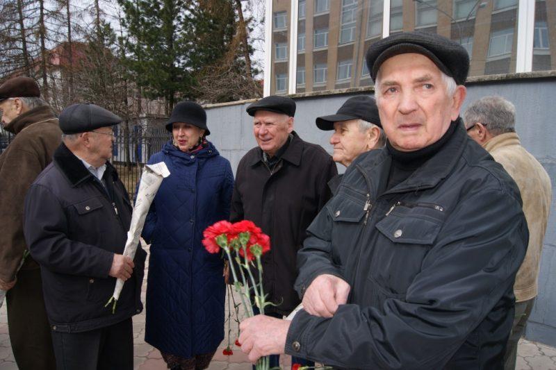 В Сыктывкаре почтили память Ивана Морозова