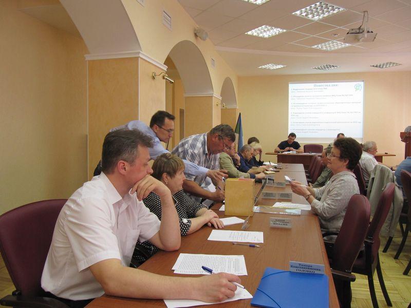 Выдвинуты кандидаты на выборы в Российскую академию наук