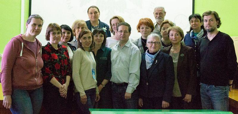 Фольклористы института приняли участие в международной конференции, посвященной Дню славянской письменности