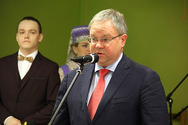 Мэр столицы Коми провел прием общественности в преддверии Дня России и Дня города Сыктывкара (АМО ГО «Сыктывкар»)