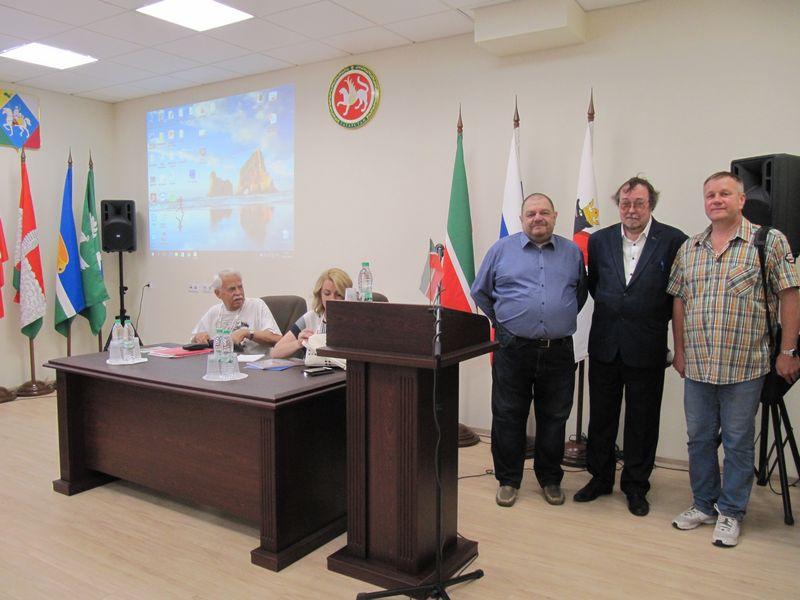 Ученые ИЯЛИ приняли участие в XIIIКонгрессеантропологов и этнологов России