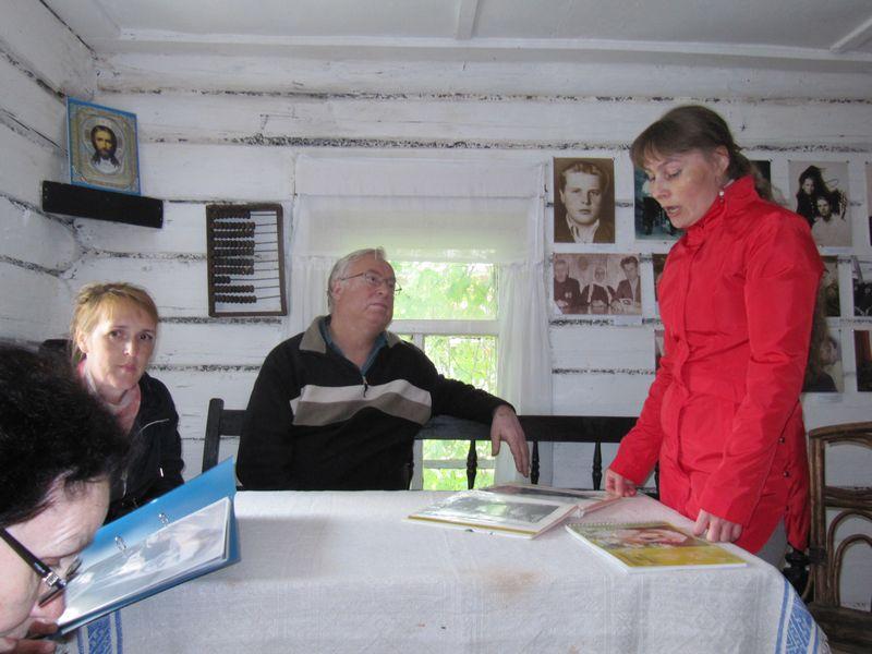 Ученые ИЯЛИ побывали на родине народного писателя Республики Коми Ивана Торопова