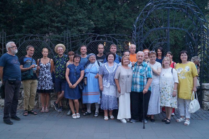 Сотрудник ИЯЛИ Е.В.Ельцова выступила на международном конгрессе финно-угорских писателей в Румынии