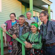 В Ненецком автономном округе проходит фольклорно-этнографическая экспедиция по сбору полевого материала о традициях и быте коми-ижемцев