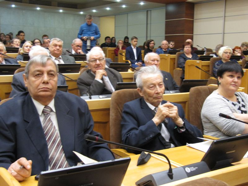 В Сыктывкаре состоялась республиканская научно-практическая конференция «Морозовские чтения» (к 95-летию со дня рождения И.П. Морозова)