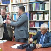 Меморандум о сотрудничестве историков Казахстана и Коми